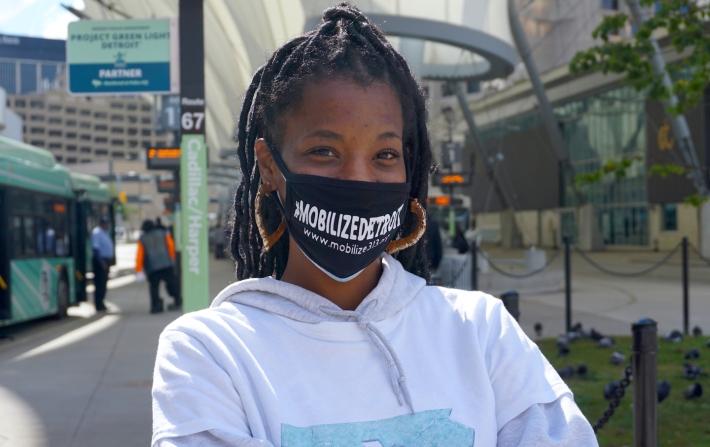 Mobilize Detroit founder Wendy Caldwell-Liddell