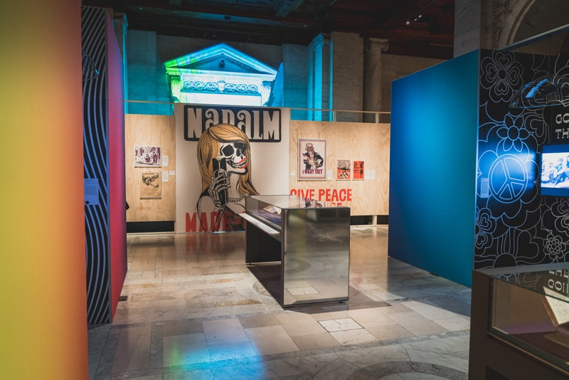 You Say You Want a Revolution: Remembering the 60s at NYPL